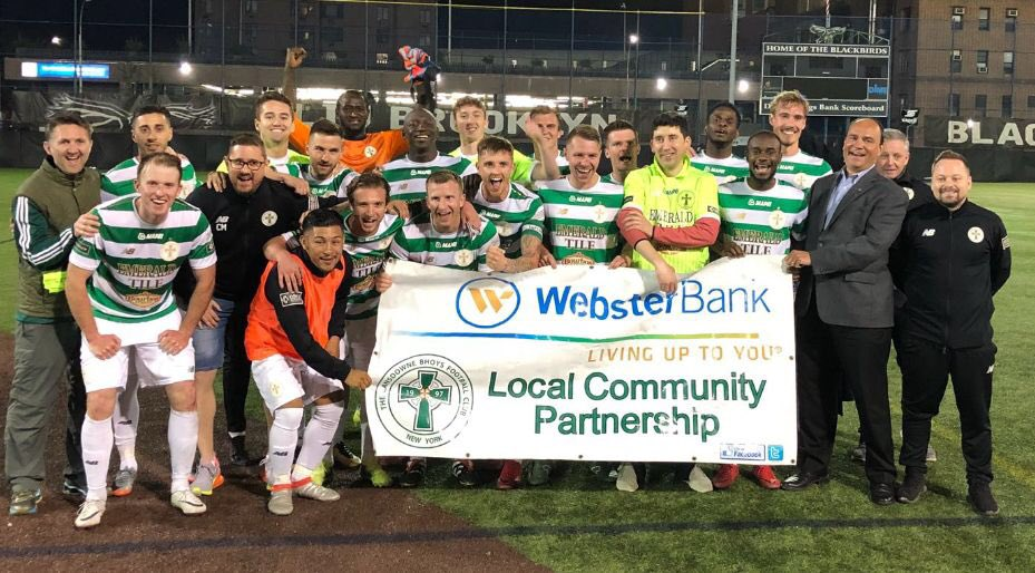 Bhoys move to Open Cup second round via a 2-0 win over BK Italians