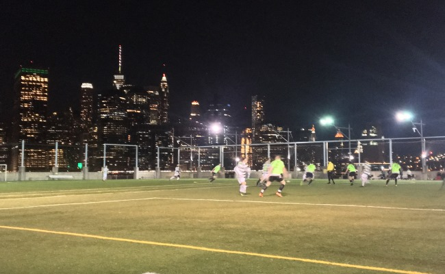 D2 Review: CPR Reds 2 - 1 Manhattan Celtic