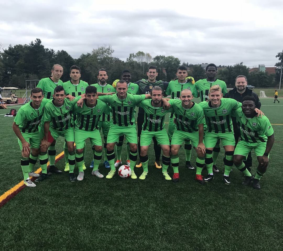 Friel wants to win the ENY Amateur Cup with his Stars rather than beating Lansdowne back