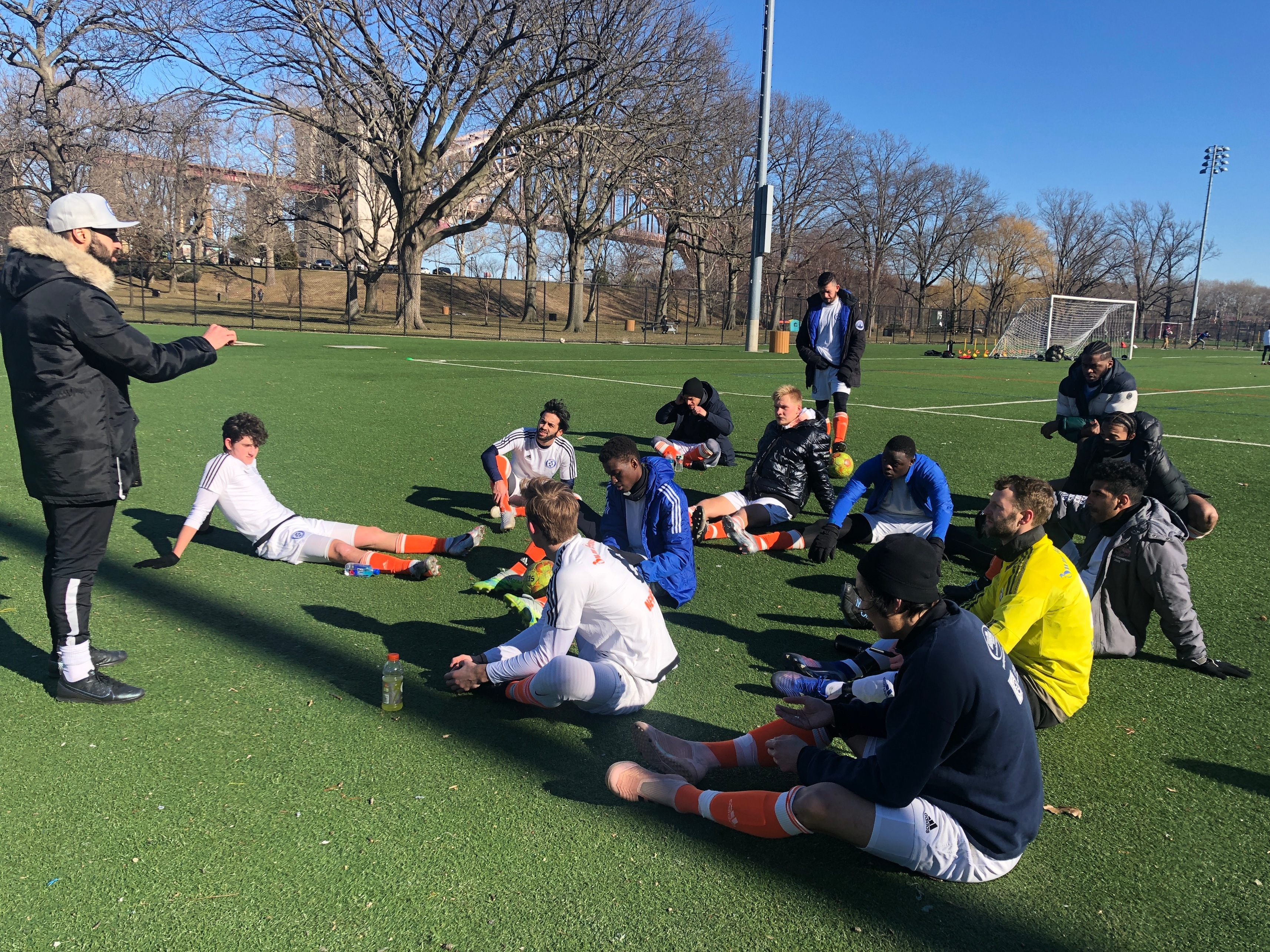 Zum II Kick Off Spring Season With Win, Celtic's Marco Charnas Opens Week 11 With Hat-Trick