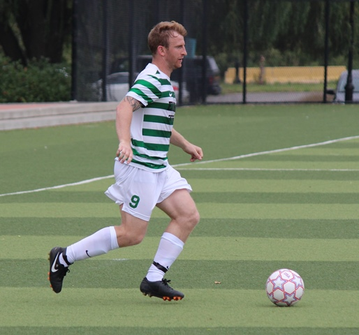 "Bhoys striker Kavanagh on the Open Cup: ""It's somewhere we feel we belong."""
