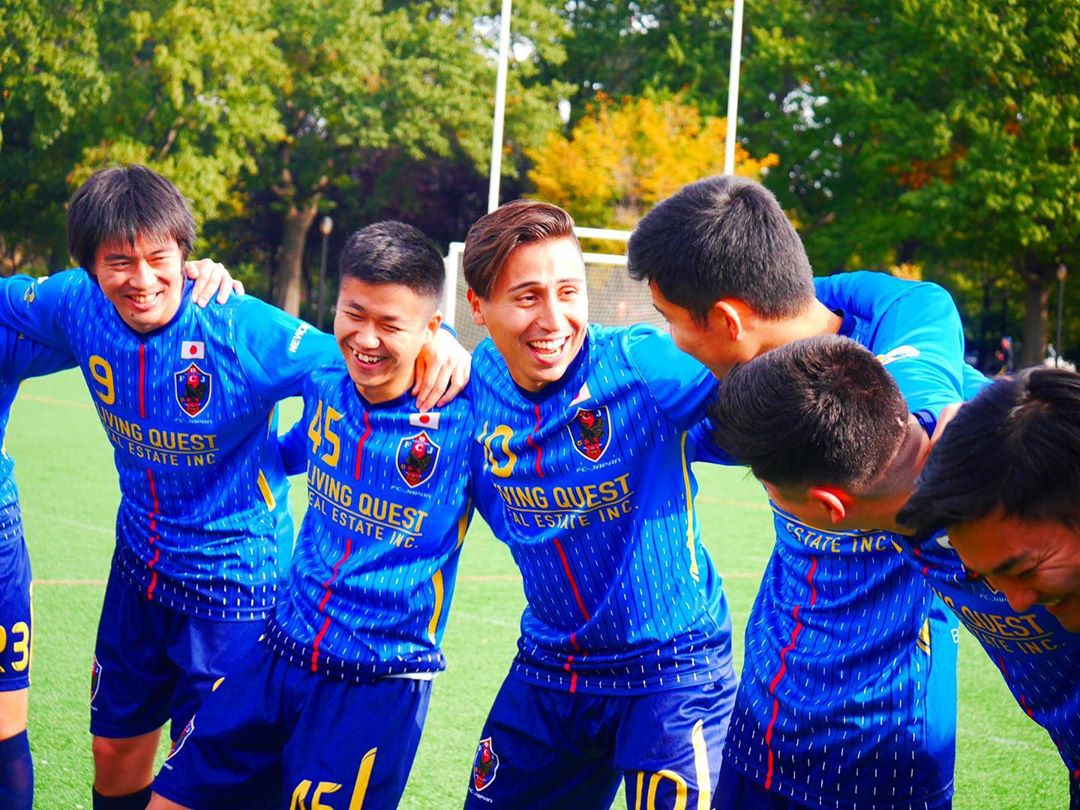 FC Japan and NYPD Win Big Against The Odds As D2 Play Resumes in Week 5