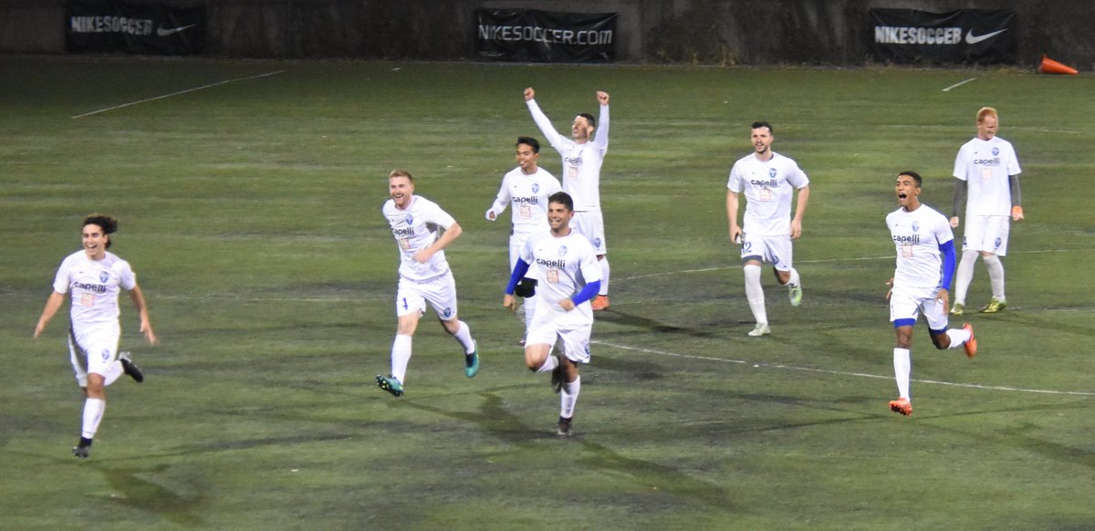 Greek Americans won the ENY Amateur Cup Final