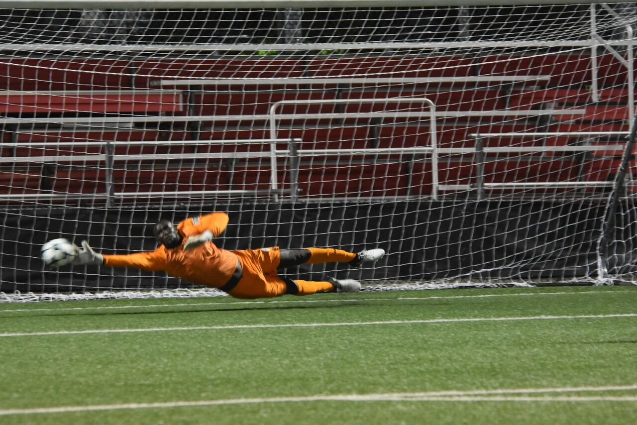 Kabo's three saves usher Lansdowne to a 4-3 PK win over Pancyprians in Open Cup qualifiers