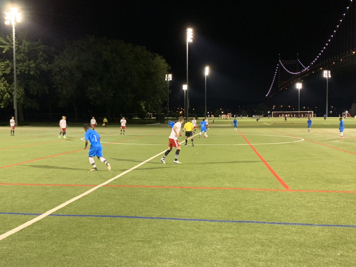 Sporting SC Gain Promotion to Division 1 After 3-0 Win Against Polonia Gwardia NY