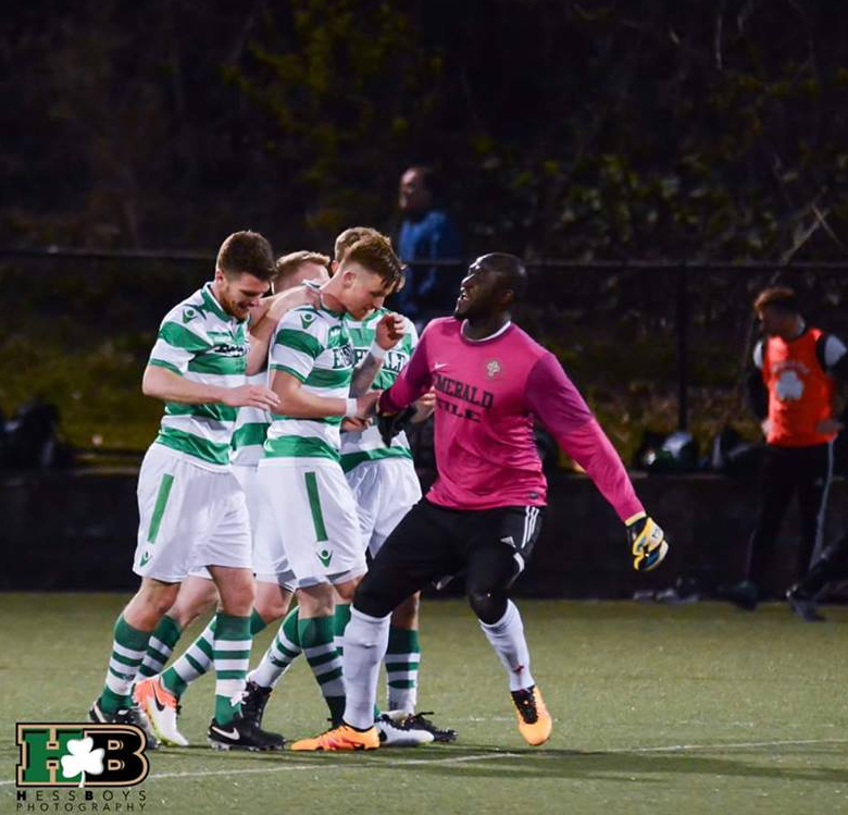 Lansdowne knocks familiar foes NY Greeks out of the Fricker Cup, 2-0