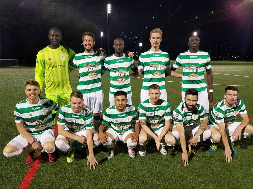 The Bhoys are looking like the Bhoys again, rolling past NY Pancyprians 3-0 to reach the final