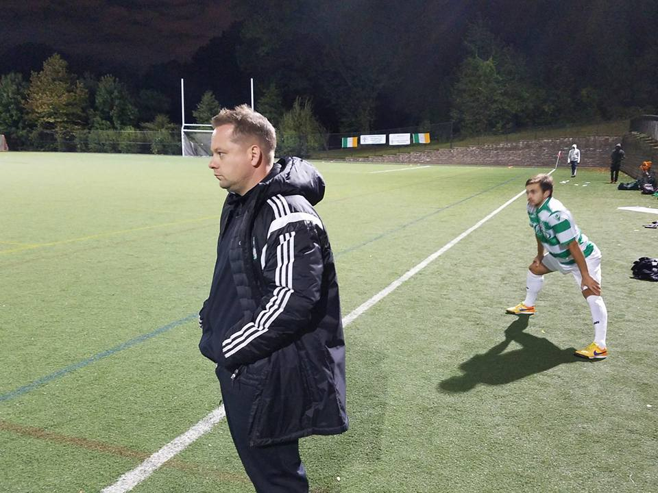 Bhoys coach Friel and NYAC coach Bagwell square off in Manning Cup round of 16