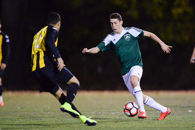 Shamrocks down Doxa 3-1 at home